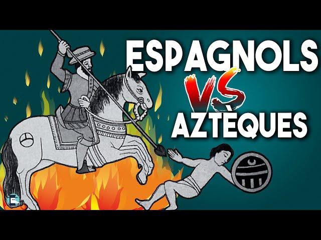 40 000 aztèques VS 500 Espagnols : Noche Triste et bataille d'Otumba