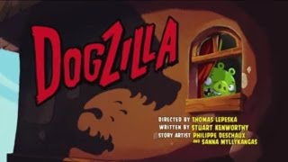 Angry Birds Toons Season 2 Episode 11 Dogzilla Full Episode