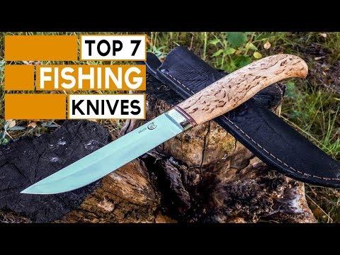Best Fishing Knives 2020 - Top 7 Fishing Knives Reviews