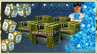 Noelmonster´s Daily Live Stream on Tanki Online. Legend 63. Let's open the 5 Containers