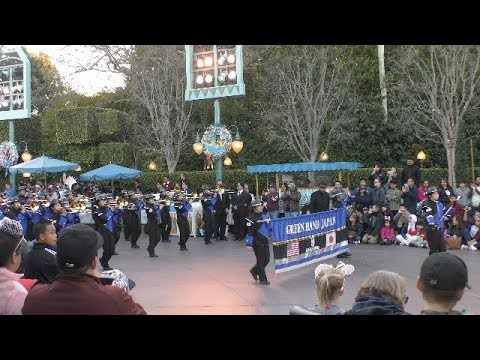 All-Izumo Honor Green Band - Disneyland 2018