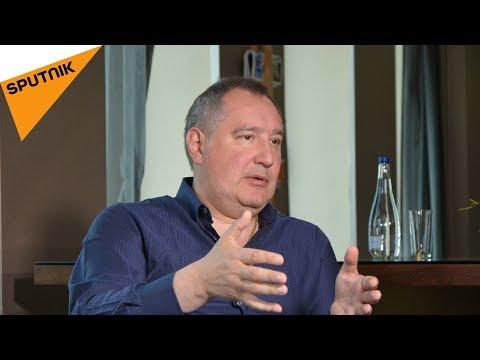 Kada bi NATO napao Rusiju – uništili bismo ih  |  Sputnjik intervju - Dmitrije Rogozin