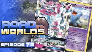 brand new control deck featuring sylveon gx from guardians rising pokemon tcg online