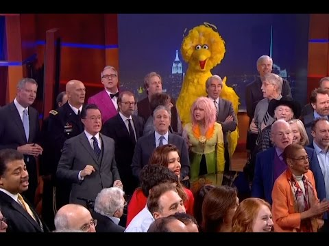 Stephen Colbert's Grand Finale | What's Trending Now