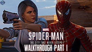 Spider-Man PS4 - Silver Lining DLC Part 1!