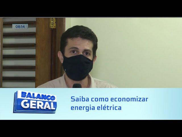 Cortar gastos: Saiba como economizar energia elétrica ao usar eletrodomésticos