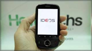 видео Huawei Ideos