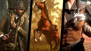 Red Dead Redemption 2 - PS4 Early Access Content Trailer