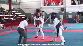 48kg Refik Erdem Koc - İbrahim Ethem Pak (Turkish Junior Nationality team selection 2011)