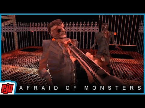 Afraid Of Monsters Part 6 (Ending) | Indie Horror Game | PC Gameplay Walkthrough