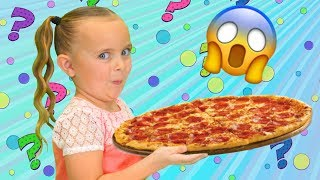 Silly Sister Silly Pizza Song! | Funpop!