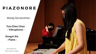 PIAZONORE | Alexej Gerassimez | Yun-Chen Chou, Vibraphone And Dongni Xie, Piano
