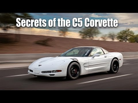 Secrets of the C5 Corvette