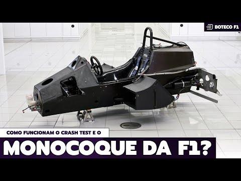 O Que é o MONOCOQUE do Carro de FÓRMULA 1™