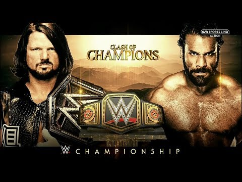 WWE Clash Of Champions 2017 Official and...