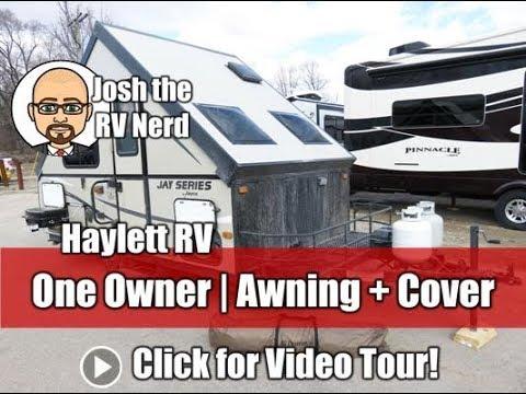 Download (Sold) 2016 Jayco 12HMD Used Jay Series Hardside A Frame Popup Folding Camper