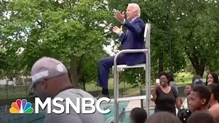 How A Summer Job Changed Joe Biden's Life | For The Record | MSNBC