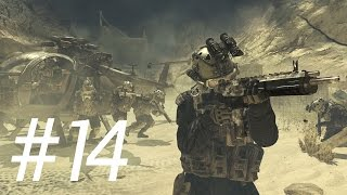 Call of Duty 4 Modern Warfare Walkthrough Part 14 Mission 14 [ The Sins of the Father ]