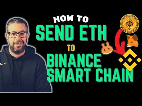 How to Use Ethereum on Binance Smart Chain? MetaMask Setup for Binance