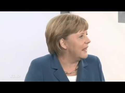 Merkel dreht durch