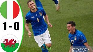 Италия обыграла Уэльс Они лучшая команда Евро Италия Уэльс обзор