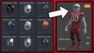 Leaked! NEW! Rthro NFL Event! (Roblox)