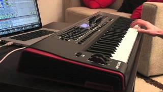 Novation Impulse MIDI Controller - Features Live Demo