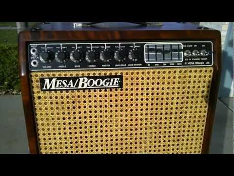 (SOLD) Mesa Boogie Mark III Simul-Class Hardwood