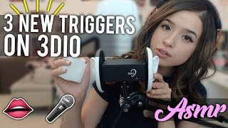 3 NEW ASMR TRIGGERS THAT WILL MAKE YOU TINGLE! ❤❤❤