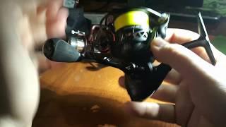 Piscifun Carbon X и Golden Catch Mirrox беглый обзор катушек