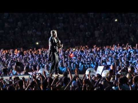 Robbie Williams Live in Munich (2013) - Highlights