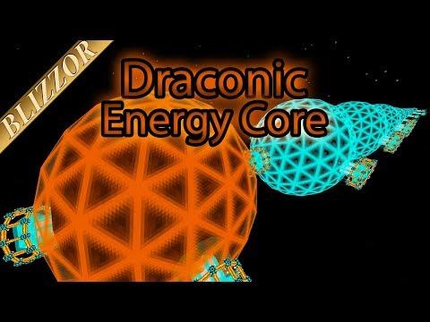 Draconic Evolution - Draconic Energy Core [Tutorial] [Deutsch] [GER]