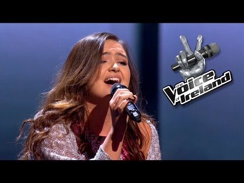 Karen Louise  Amnesia  The Voice of Ireland  Blind Audition  Series 5 Ep4