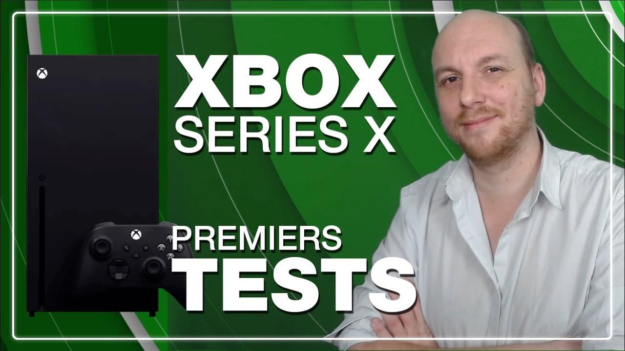 XBOX Series X : PREMIERS AVIS !🔥 Temps de chargements, manette, quick resume, bruit, démarrage...