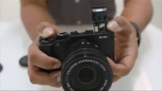 [Unboxing] Fujifilm X-A1
