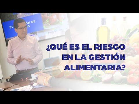¿Qué es el riesgo en la gestión alimentaria?