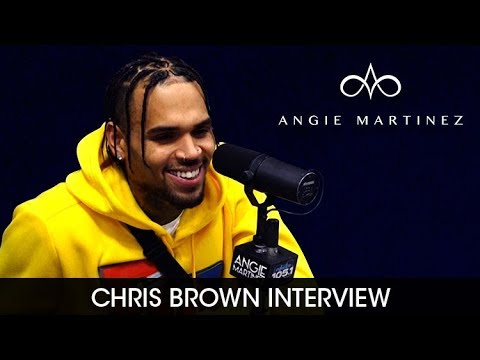 Chris Brown Full : Talks JLo, Super Bowl 2018, Cardi B & More!