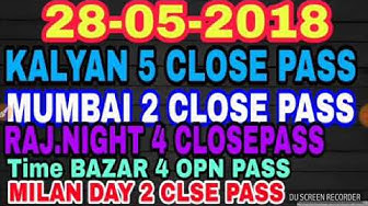 All SATTA MATKA BAZAR 100% GAME PASS record,word ka NUMBER 1 channel,kalyan MUMBAI RIFLES