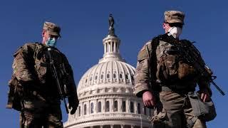 Oklahoma National Guard headed to DC