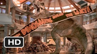 Jurassic Park (10/10) Movie CLIP - When Dinosaurs Ruled the Earth (1993) HD