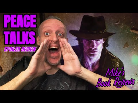 Peace Talks By Jim Butcher Book Review (Dresden Files #16)