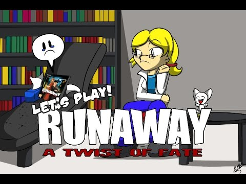 Let's Play Runaway 3: A Twist Of Fate Episode 10 - Reset!