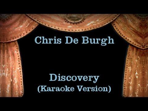 Chris De Burgh - Discovery - Lyrics (Karaoke Version)