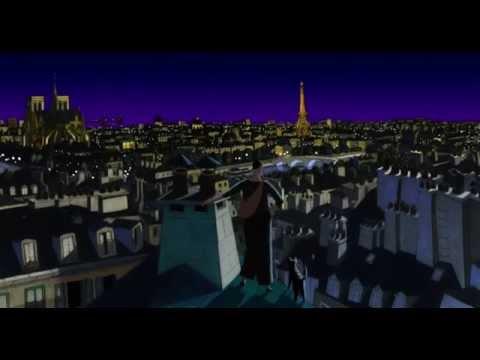 Um Gato Em Paris - Filme completo (legendado)
