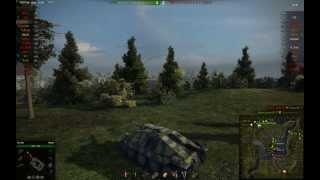 WoT: Hetzer, Komarin, 7 kills in swamp