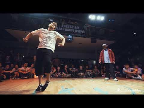 Free Spirit Festival 2017 MUSICOLOGY // Dalil vs Robozee // Funk -  Final