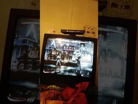 Flash Vs. Black Adam (Zombie Mode)