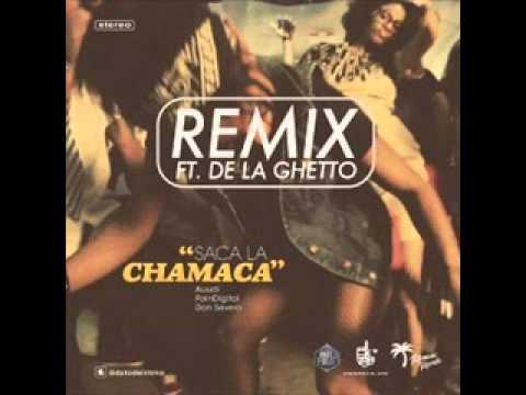 Departamento Del Ritmo Ft. De La Ghetto - Saca La Chamaca (Official Remix)