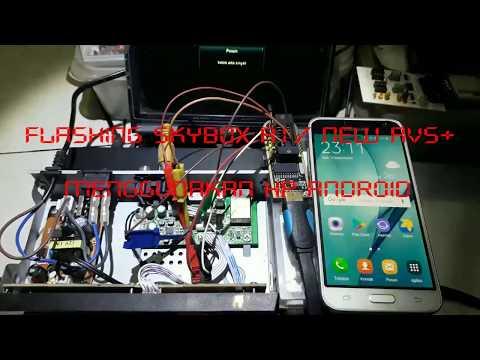 cara-flashing-skybox-a1-&-skybox-a1-new-avs+-dg-hp-android