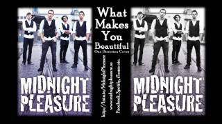 What Makes You Beautiful (One Direction) - Punk pop / Rock Cover (by Midnight Pleasure)